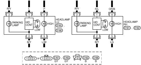 Wiring Diagram PDF: 2003 Maxima Hid Wiring Diagram