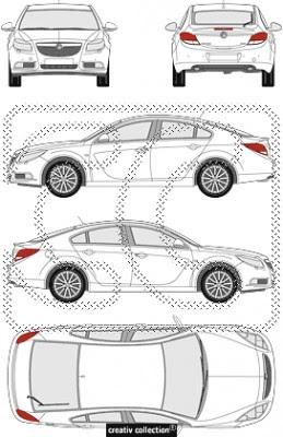 BATANG mobile: Vauxhall Insignia