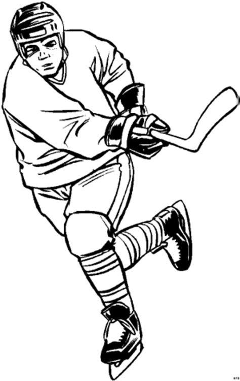 Malvorlage Eishockey