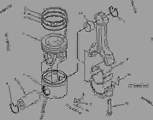 Cat 3406 Connecting Rod Torque