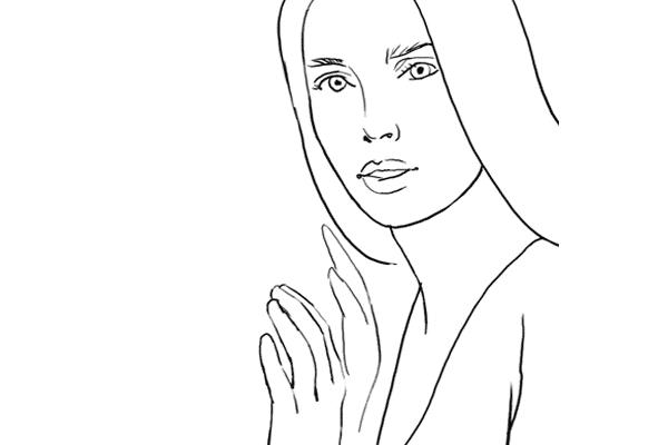 Guía de poses fotográficas para modelos parte II ~ Sur Vip