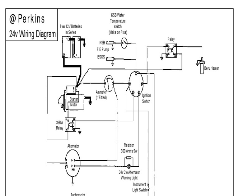 70 Fresh 24v Switching Relay Wiring Diagram