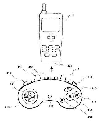Falafelkid.com: ´V-Pocket´ patent discovered?