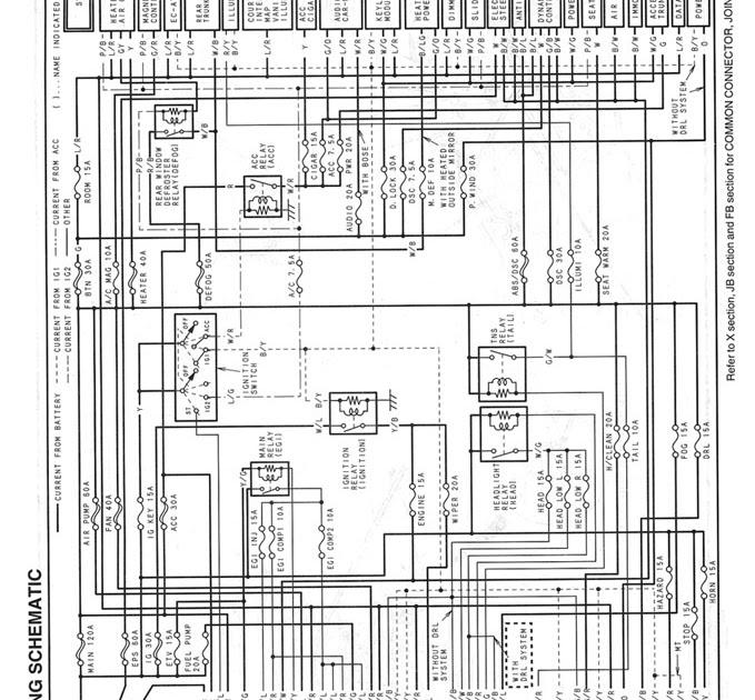 [DIAGRAM] 2005 Rx 8 Plug Diagram