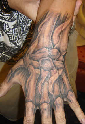 Gangster Hand Tattoos : gangster, tattoos, Gangster, Tattoos, Tattoo, Designs, Ideas