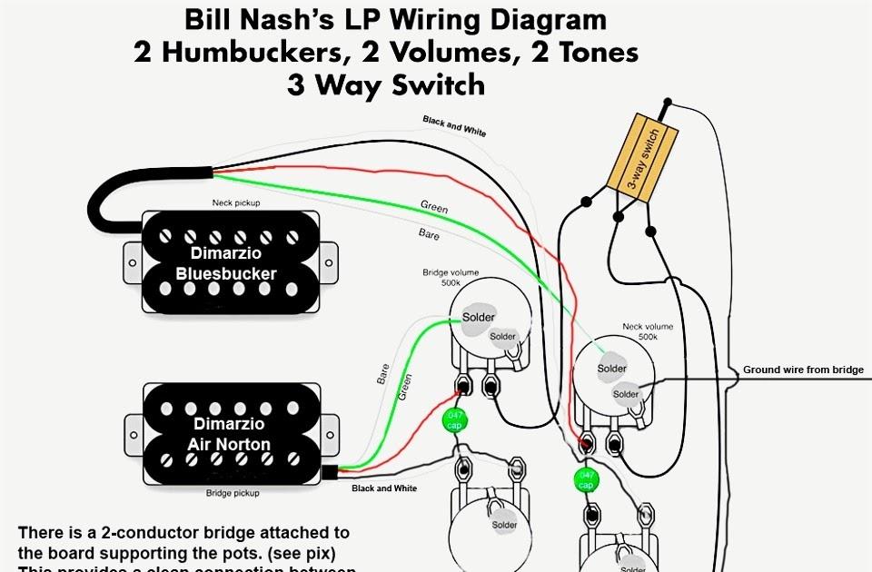 Les Paul Jr Wiring Schematic / Les Paul SG ES-335 ES-339