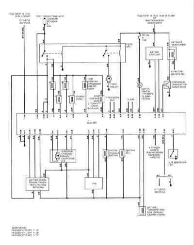 Mitsubishi Galant Wiring Diagram / 2001 Mitsubishi Eclipse