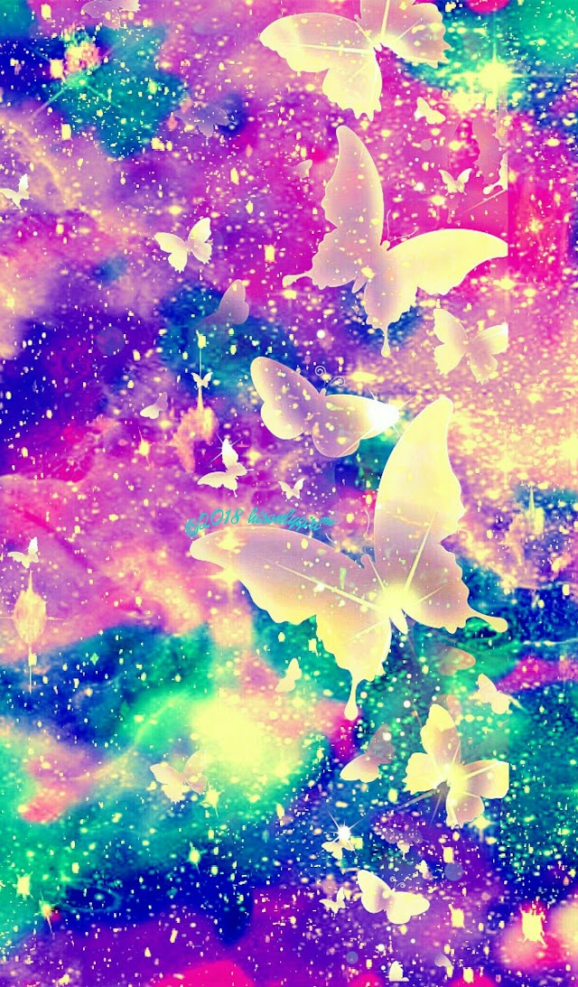 Galaxy Rainbow Glitter Wallpaper : galaxy, rainbow, glitter, wallpaper, Wallpaper