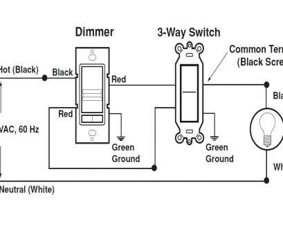 Cooper 3 Way Dimmer Switch Wiring Diagram