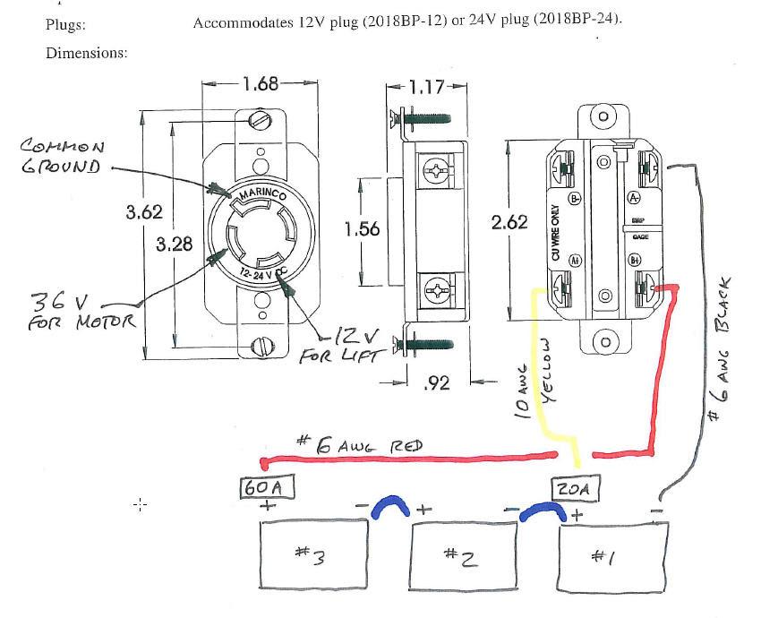 Wiring Diagram For A Minn Kota Trolling Motor