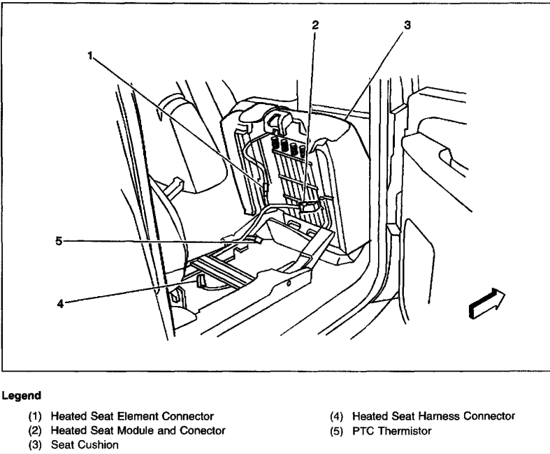 CarFusebox: chevrolet avalanche 1500 Seat Heater Wiring