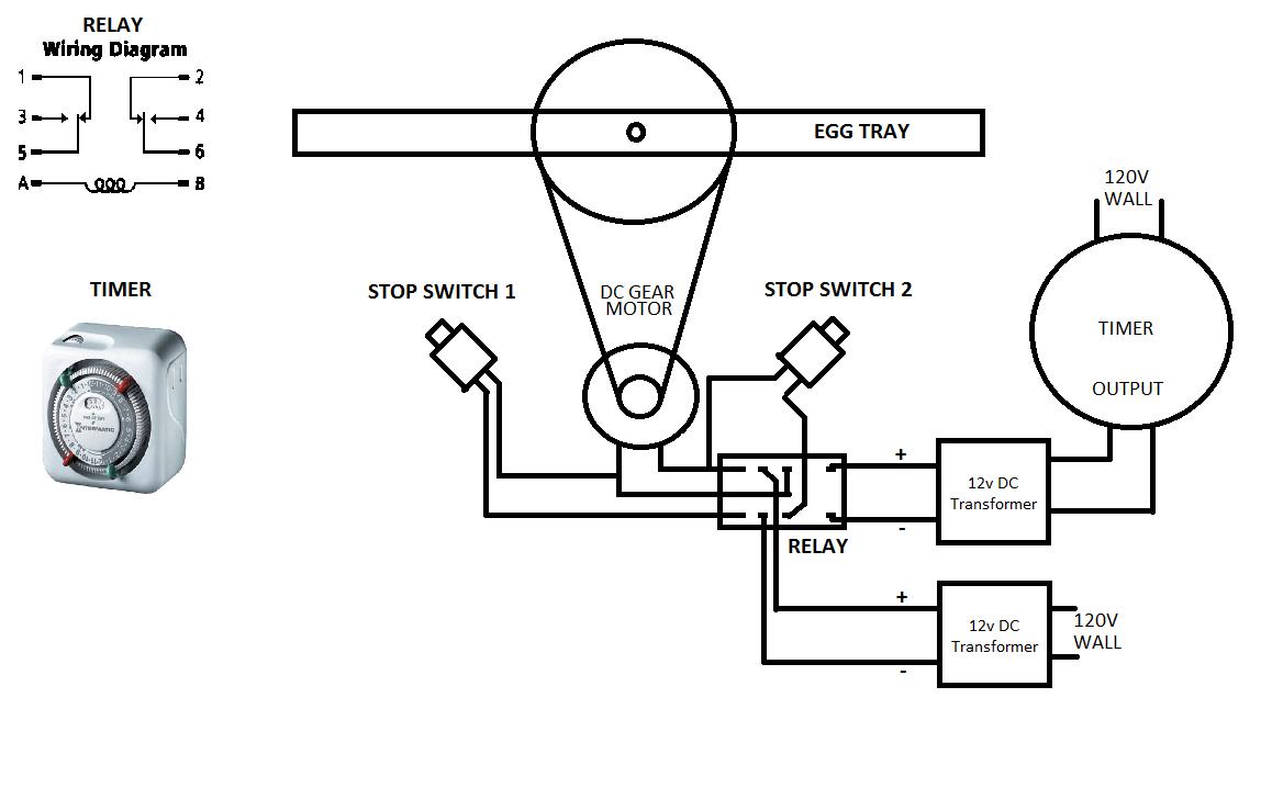 Fungsi Relay Pada Rangkaian Kelistrikan Dan Elektronika