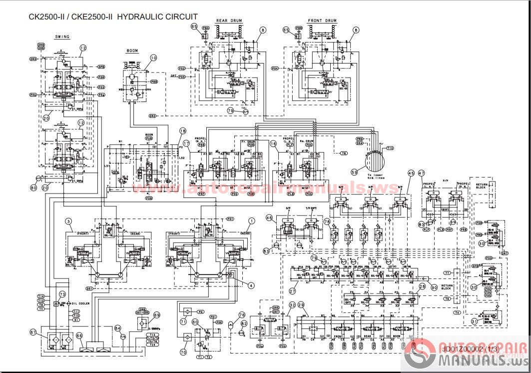 Wiring Diagram For Kobelco Sk International Wiring