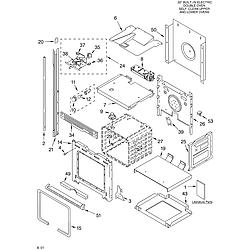 Whirlpool Oven Error E6 F2