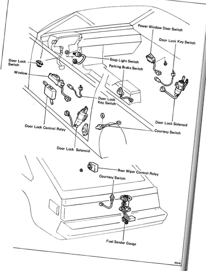 Toyota Rav4 Schaltplan