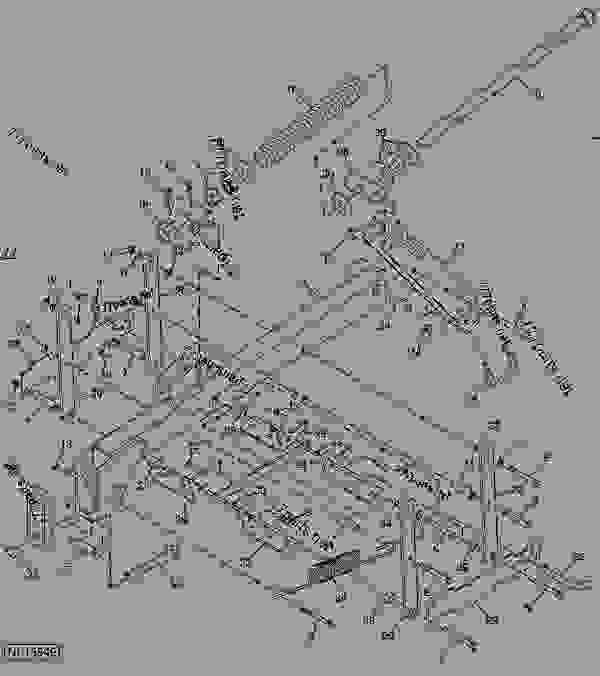 Wiring Diagram Database: John Deere 2210 Parts Diagram