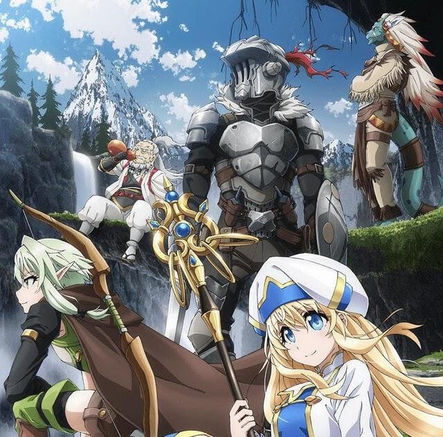 Sana Goblin Cave 3 : goblin, Goblin, Anime, Slayer, Episode, Review, Brutal, Reality, Always, Prepared, World, Values, Black, Desert, Online., Mania