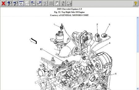 Wiring Diagram: 28 2005 Chevy Equinox Cooling System Diagram