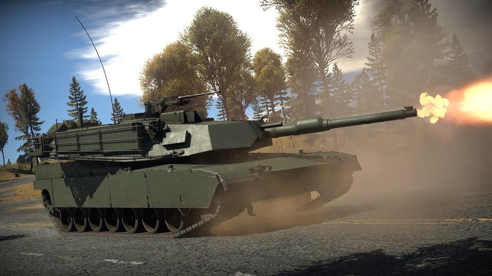 M1A1 Abrams - War Thunder Türkiye