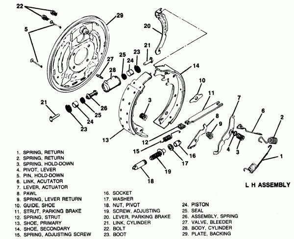 1990 Ford Tempo Fuse Box Diagram