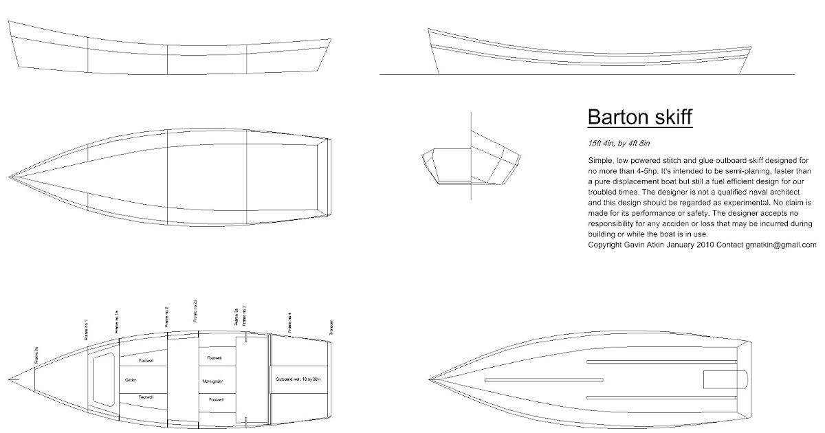 Goes boat: Next Popular mechanics plywood boat plans