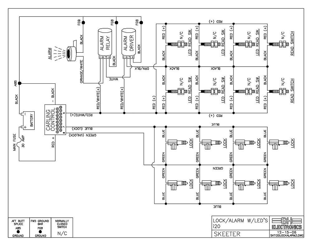 Wiring Diagram: 33 Skeeter Bass Boat Wiring Diagram