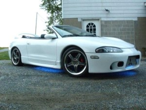 1998 mitsubishi eclipse spyder gs New Car Pictures Pricing