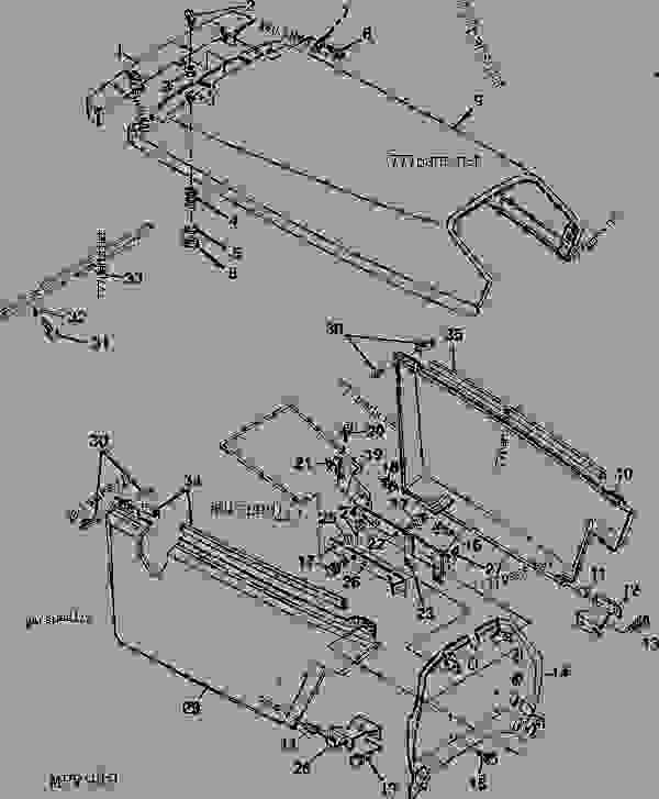 Wiring Diagram: 28 John Deere 1070 Parts Diagram