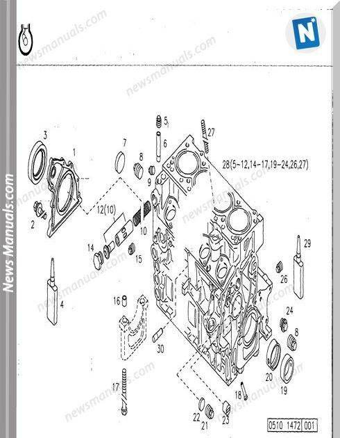 Bestseller: Deutz 1011f Engine Parts