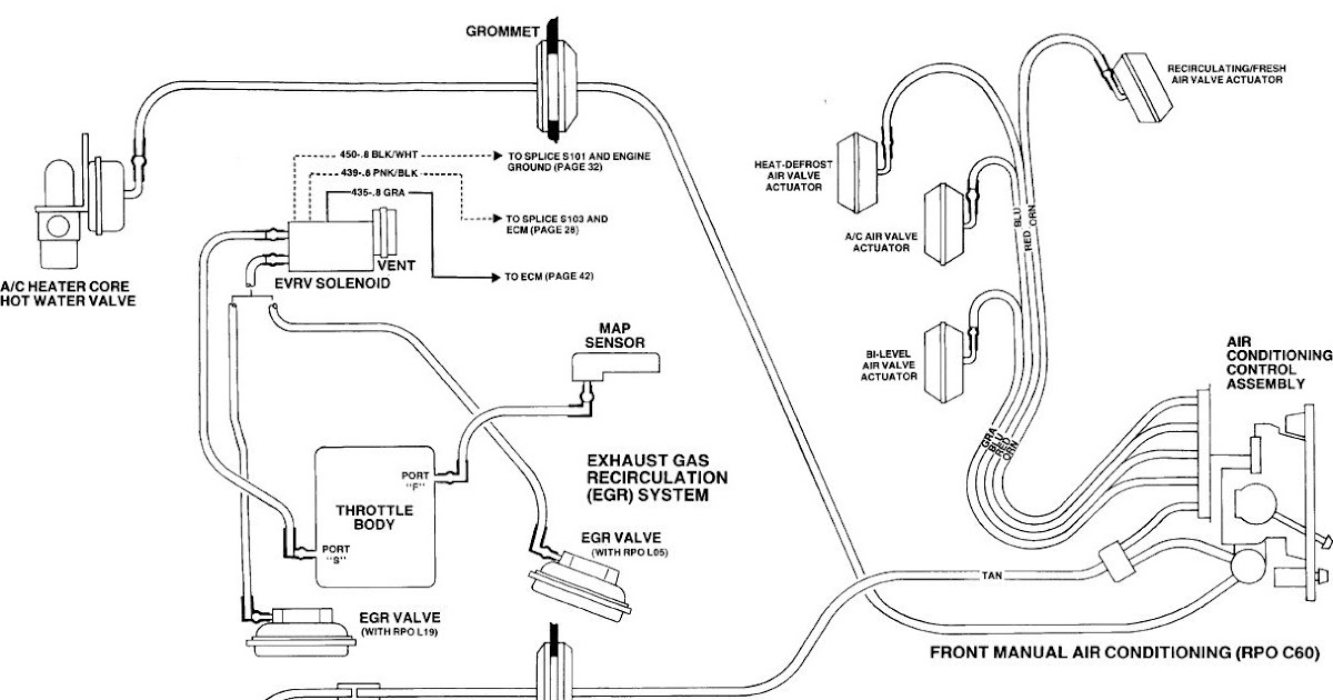 [DIAGRAM] 2000 Chevy Blazer 43 Vacuum Diagram