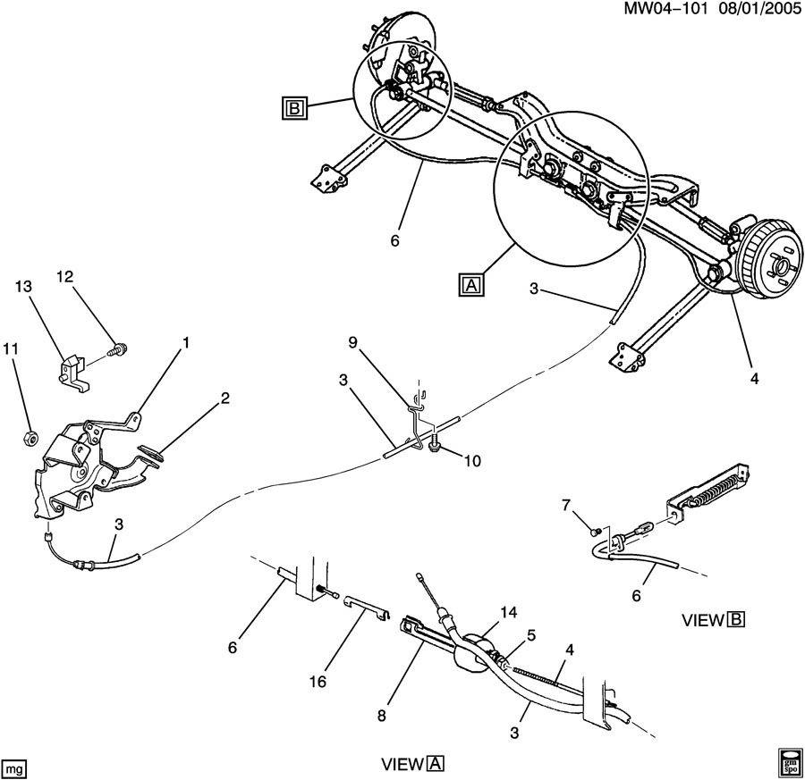 [DIAGRAM] 1996 Buick Lesabre Brake Line Diagram FULL