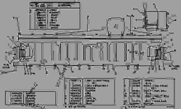 Wiring Diagram Caterpillar Generator