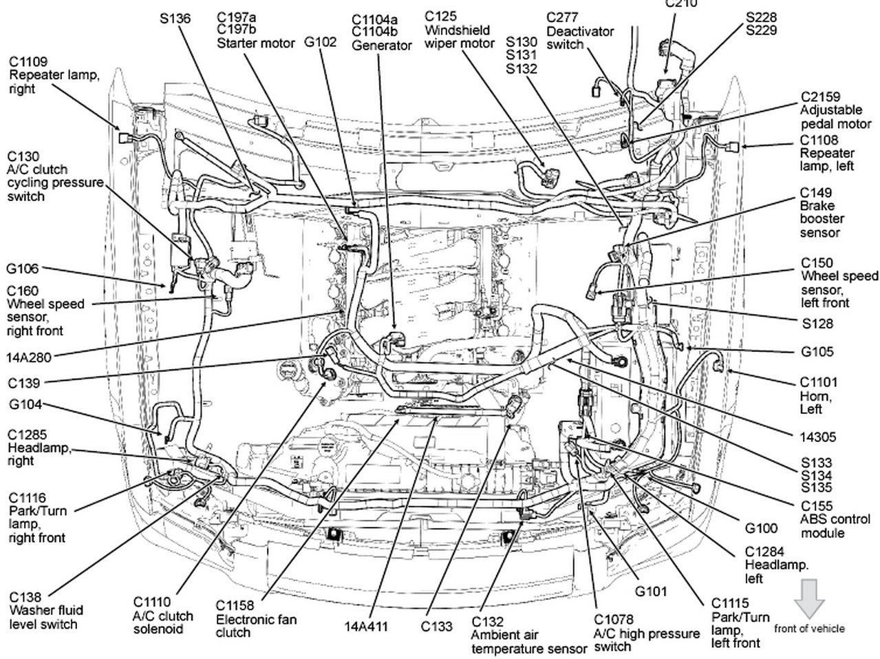 Encontrá manual: Ford explorer cylinder diagram