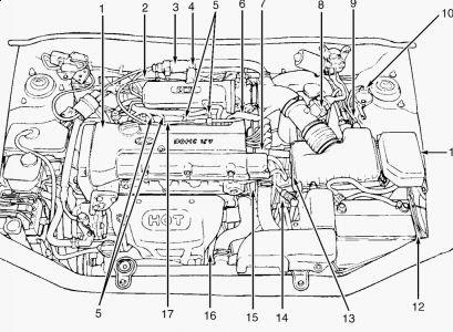 Wiring Manual PDF: 2004 Hyundai Accent Engine Diagram