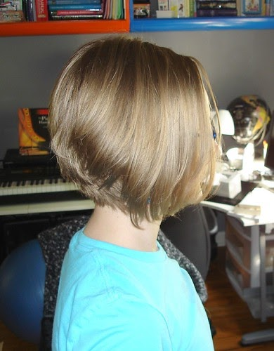 Hair Obsessed Side View Of Angled Bob Photo