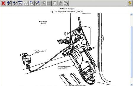 1996 Ford Ranger Fuel Filter