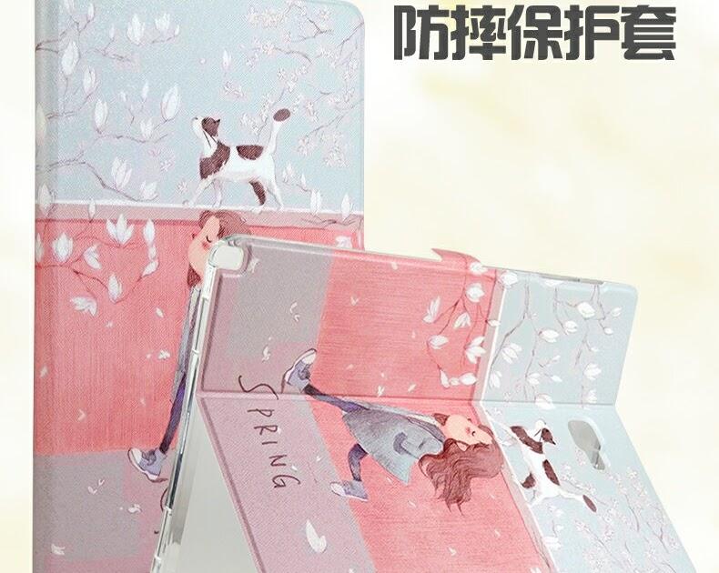 【好康報報】 【預購】三星 Tab A 10.1 2016 P580N MyColors彩繪卡通平板皮套 Samsung P585N 彩繪卡通皮套 保護套