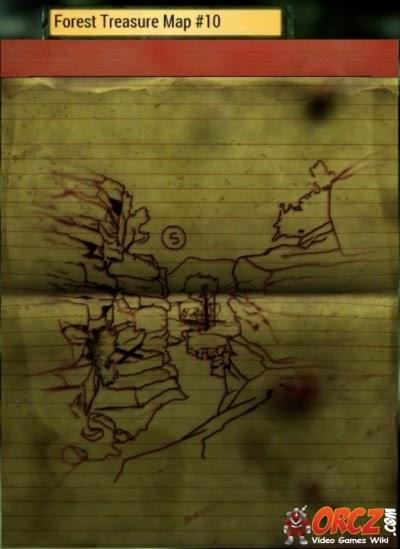 Treasure Maps   Fallout 76 Game Guide - VGU