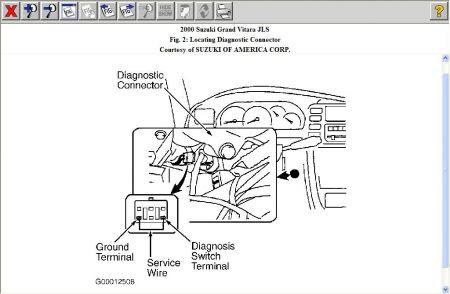 Wiring Diagram PDF: 2002 Suzuki Vitara Fuse Diagram