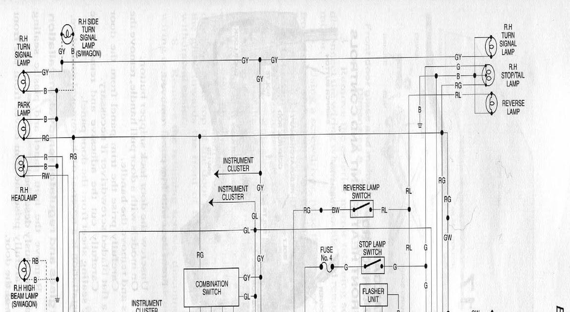 daihatsuwiringdiagram: Delica Aircon Wiring Diagram