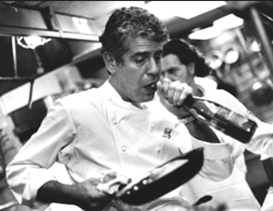 anthony bourdain kitchen confidential white backsplash pictures the new york chronicles: bigfoot andy ...
