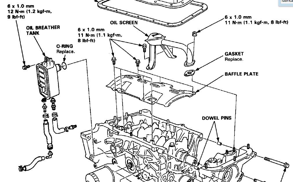 1997 Honda Civic Fuel Pump Wiring Diagram : Fuel Pump Gas