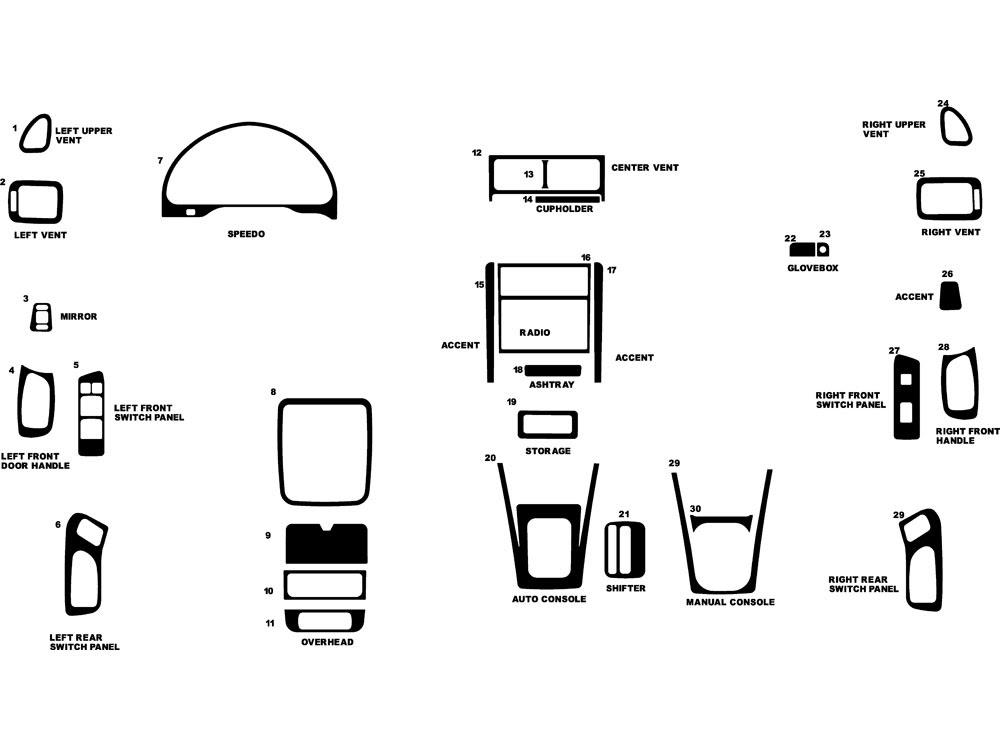 Subaru Legacy: 2005 Subaru Legacy Gt Exhaust Diagram