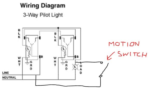 20 New Clipsal 2 Way Switch Wiring Diagram