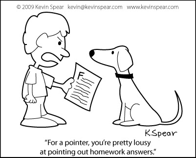 Speartoons: comics, cartoons and illustrations from Kevin