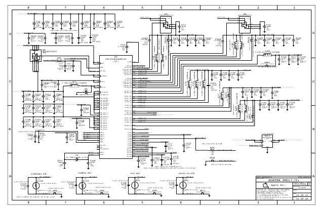 Iphone 5S Schematic Diagram Pdf Download / Download los