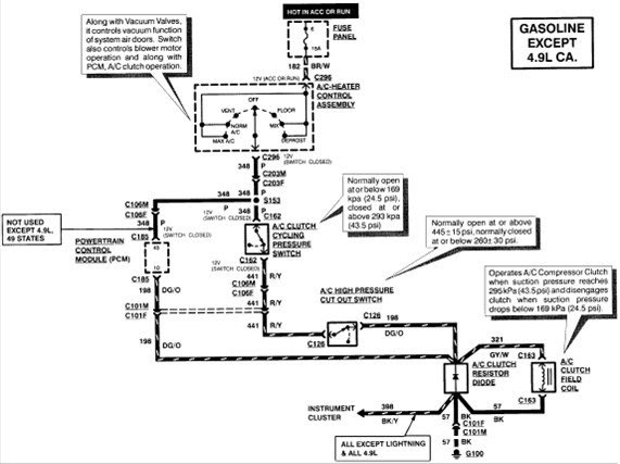 Tuuli Reynolds: wiring diagram for ford l9000