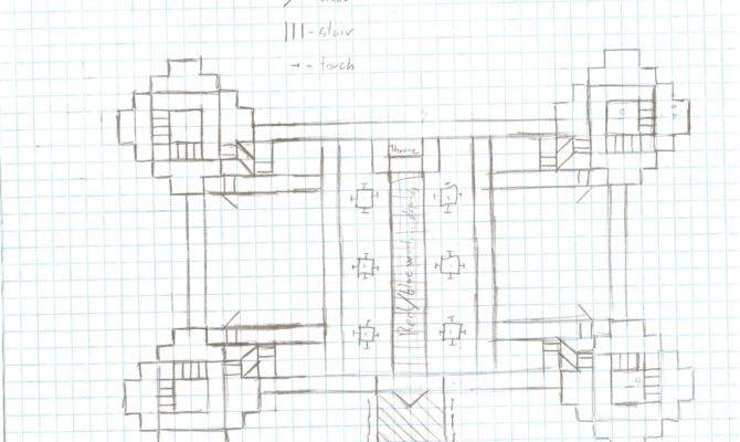 Cool Floor Schematics For Minecraft