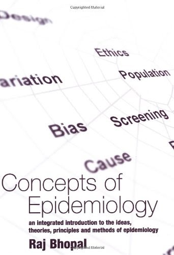Medical Books Free: Concepts of Epidemiology: An