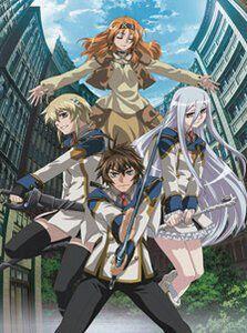 Anime Tentang Sekolah Sihir : anime, tentang, sekolah, sihir, Academy, Anime, Magic, School, Wallpapers